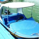 相模湖の免許のいらないモーターボート